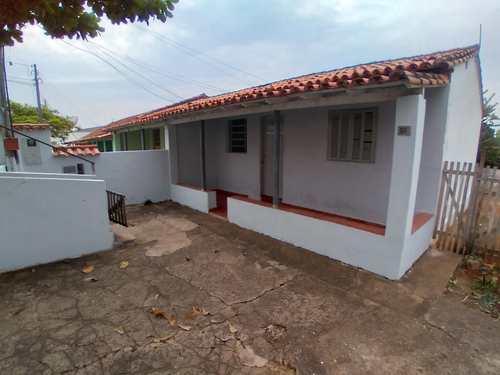 Casa, código 637 em Monte Mor, bairro Centro