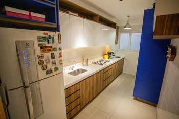 Apartamento, código 648 em Monte Mor, bairro Jardim Vista Alegre