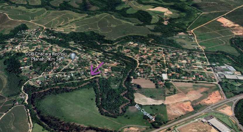 Chácara em Monte Mor, no bairro Chácaras Planalto