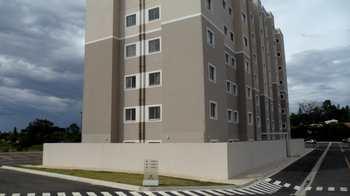 Apartamento, código 661 em Monte Mor, bairro Jardim Santa Candida