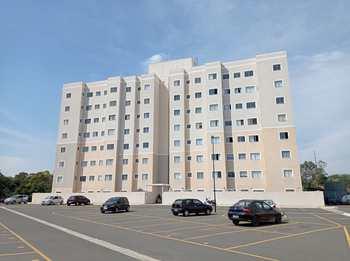 Apartamento, código 676 em Monte Mor, bairro Jardim Santa Candida