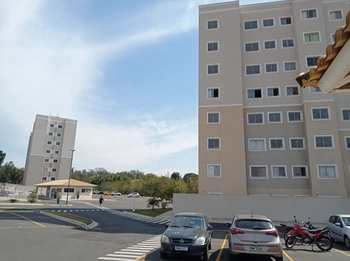 Apartamento, código 678 em Monte Mor, bairro Jardim Santa Candida
