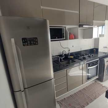 Apartamento em Monte Mor, bairro Jardim Santa Candida