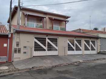Casa, código 701 em Monte Mor, bairro Parque Residencial Figueira II