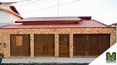Casa, código 9250 em Monte Mor, bairro Parque Imperial