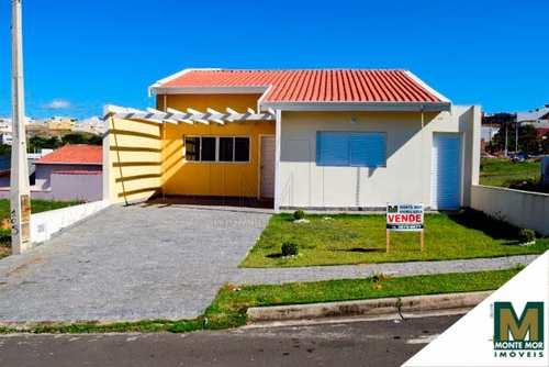Casa de Condomínio, código 9278 em Monte Mor, bairro Reserva da Mata