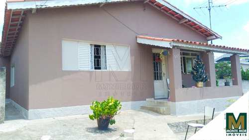Casa, código 9269 em Monte Mor, bairro Jardim Santo Antônio