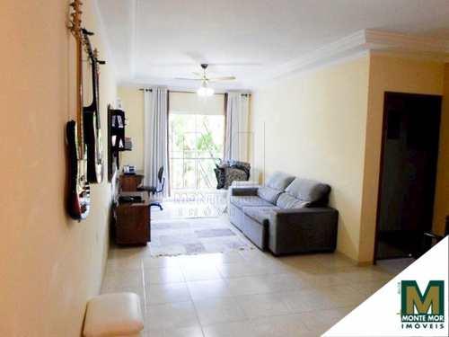 Apartamento, código 9268 em Monte Mor, bairro Parque Residencial Figueira II