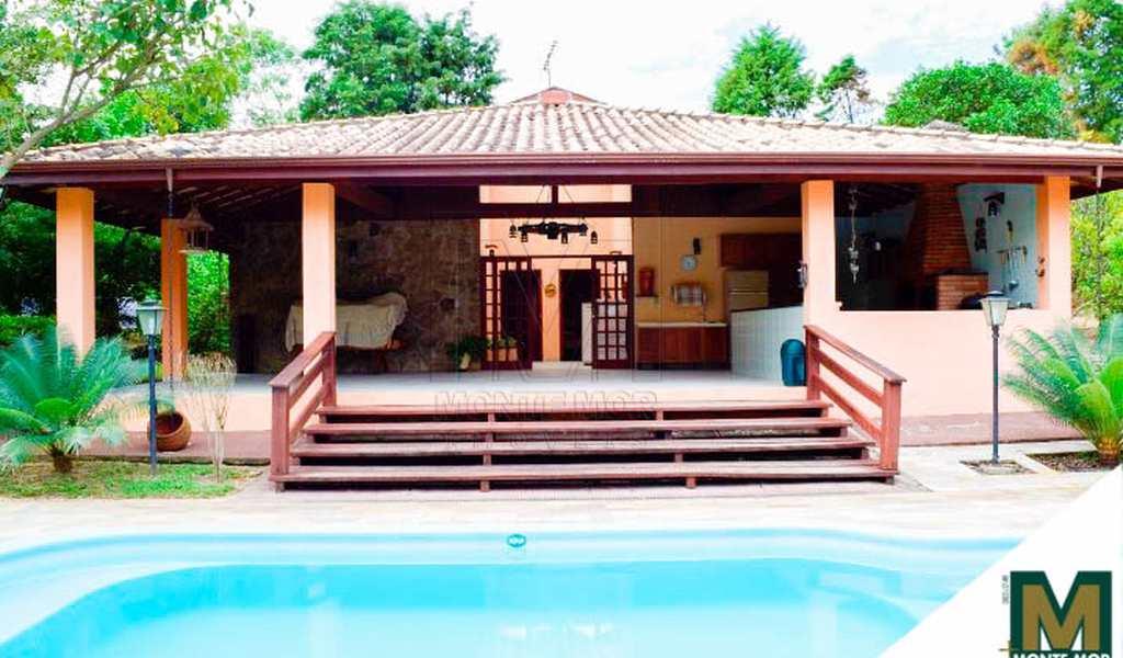 Chácara em Monte Mor, bairro Chácara Recreio Planalto