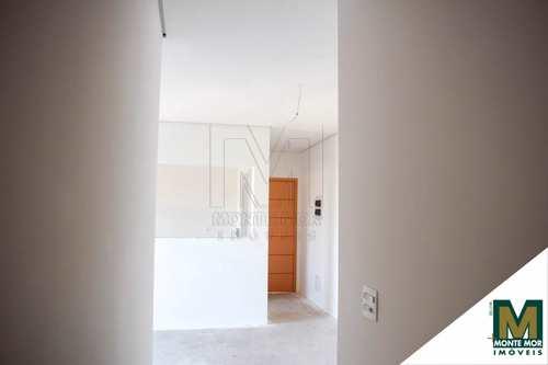 Apartamento, código 10 em Monte Mor, bairro Centro