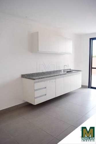 Apartamento, código 9361 em Monte Mor, bairro Parque Residencial Figueira