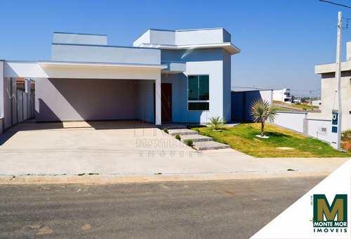 Casa de Condomínio, código 9382 em Monte Mor, bairro Condomínio Monte Verde