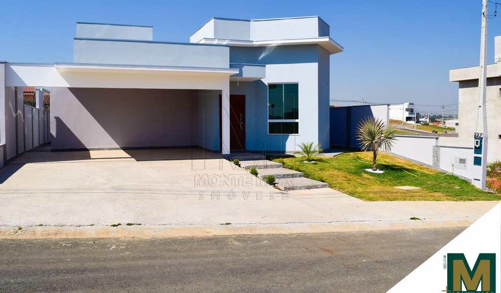 Casa de Condomínio em Monte Mor, bairro Condomínio Monte Verde