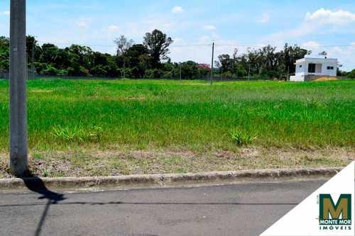 Terreno de Condomínio, código 9401 em Monte Mor, bairro Residencial Gaivotas