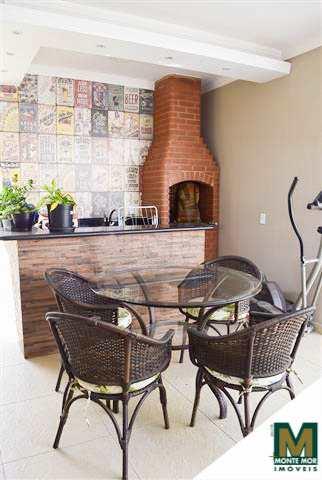 Casa de Condomínio, código 9439 em Monte Mor, bairro Reserva da Mata