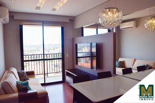 Apartamento, código 9454 em Monte Mor, bairro Residencial Sinfonia