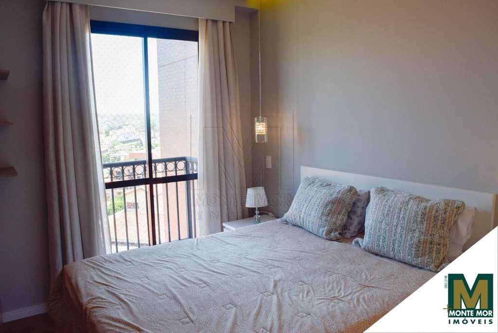 Apartamento em Monte Mor, no bairro Residencial Sinfonia