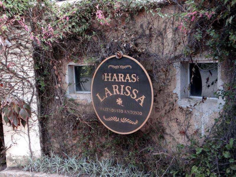 Terreno de Condomínio em Monte Mor, no bairro Condomínio Haras Larissa