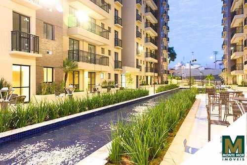 Apartamento, código 9487 em Monte Mor, bairro Parque Residencial Figueira