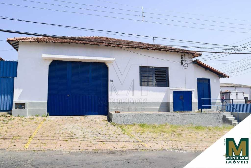 Galpão em Monte Mor, no bairro Centro