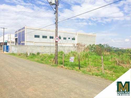 Terreno Industrial, código 9501 em Monte Mor, bairro Centro