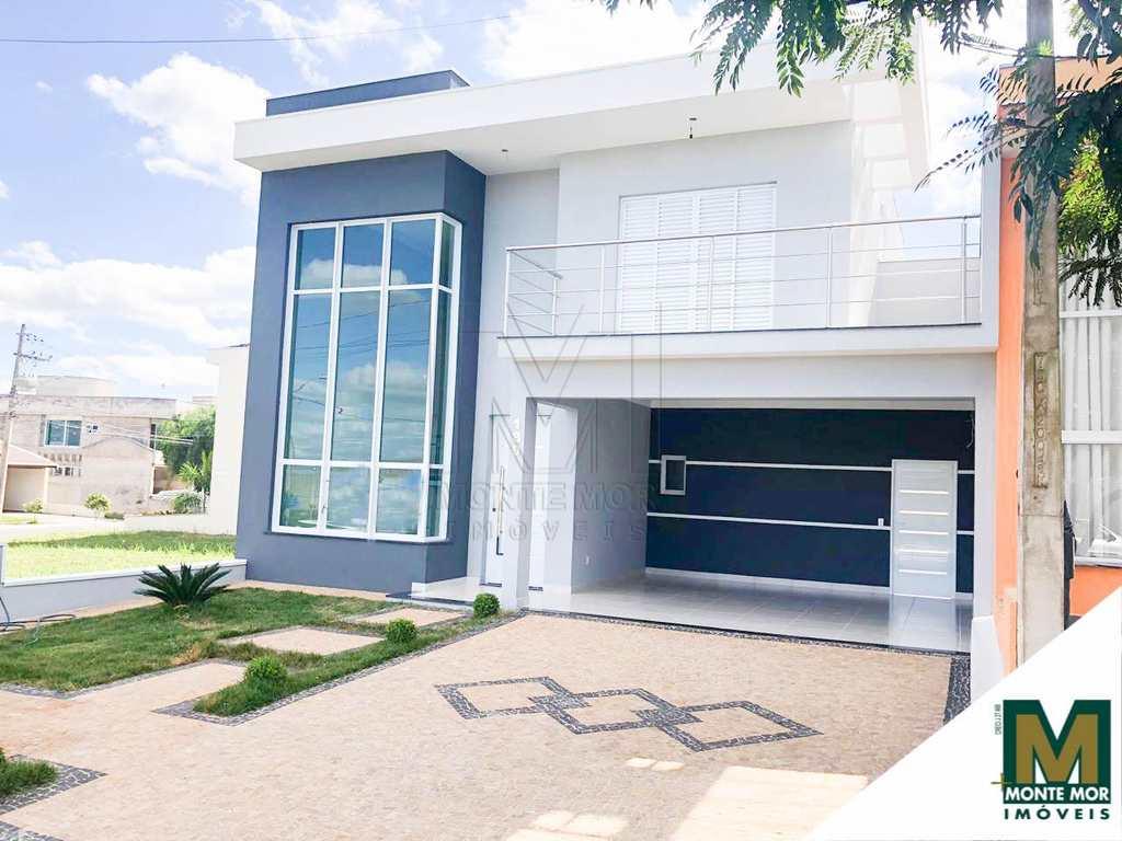 Casa de Condomínio em Hortolândia, no bairro Condomínio Golden Park
