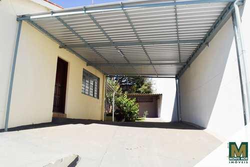 Casa, código 9520 em Monte Mor, bairro Centro