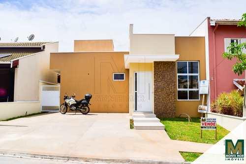 Casa de Condomínio, código 9535 em Monte Mor, bairro Reserva da Mata