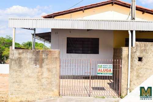 Casa, código 9537 em Monte Mor, bairro Centro