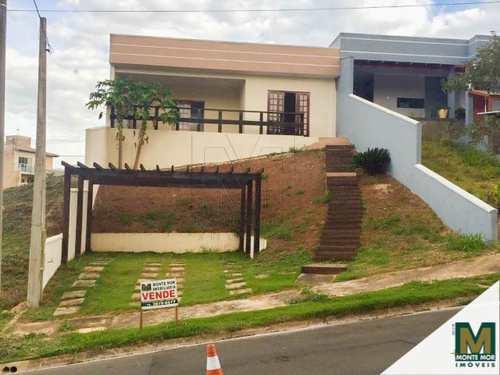 Casa de Condomínio, código 9538 em Monte Mor, bairro Reserva da Mata