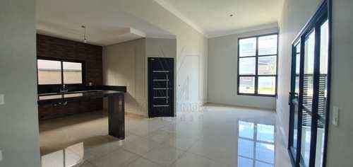 Casa de Condomínio, código 9560 em Hortolândia, bairro Condomínio Golden Park