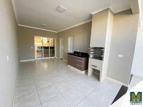 Casa de Condomínio, código 9581 em Monte Mor, bairro Residencial Gaivotas