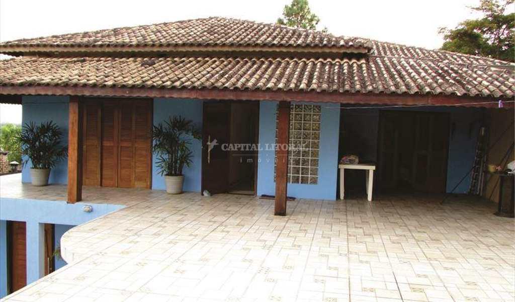 Casa em Iguape, bairro Toca do Bugio