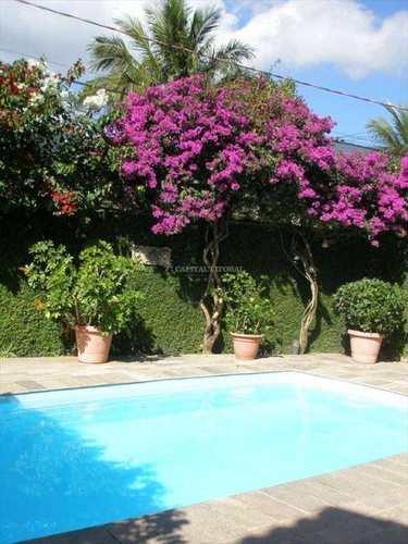 Casa, código 1535 em Ilhabela, bairro Água Branca