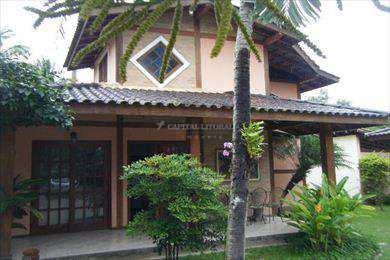 Casa, código 1344 em Ilhabela, bairro Água Branca