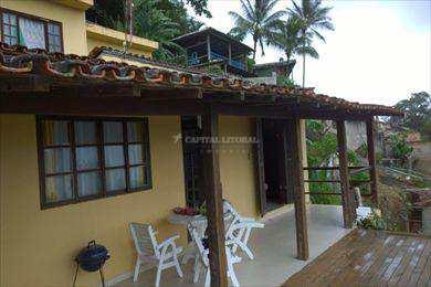 Casa, código 1165 em Ilhabela, bairro Vila