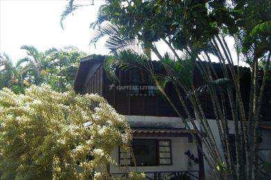 Casa, código 808 em Ilhabela, bairro Água Branca