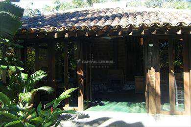 Casa, código 750 em Ilhabela, bairro Feiticeira