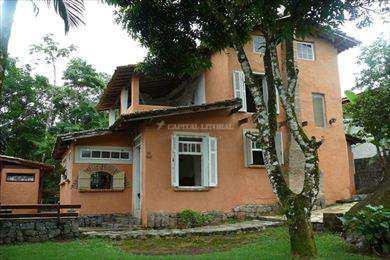 Casa, código 554 em Ilhabela, bairro Toca