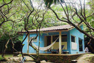 Casa, código 539 em Ilhabela, bairro Bonete