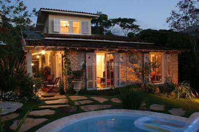 Casa, código 431 em Ilhabela, bairro Cocaia