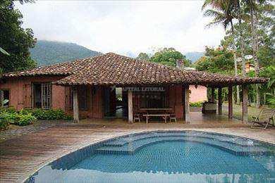 Casa, código 93 em Ilhabela, bairro Cocaia