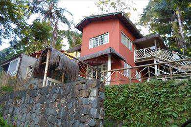 Casa, código 71 em Ilhabela, bairro Cocaia