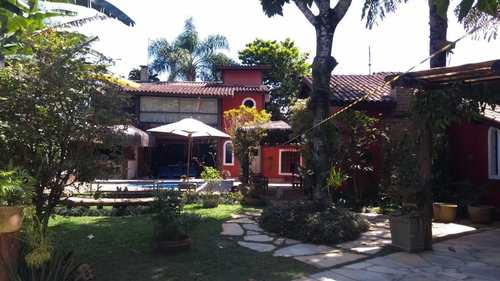 Casa, código 1727 em Ilhabela, bairro Água Branca