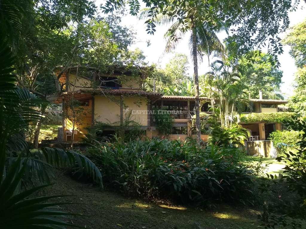 Casa em Ilhabela, no bairro Praia do Julião
