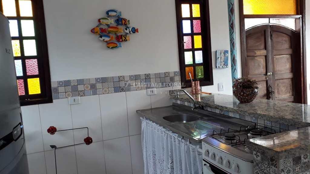 Casa em Ilhabela, no bairro Cocaia