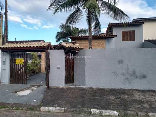 Casa, código 2003 em Caraguatatuba, bairro Indaiá