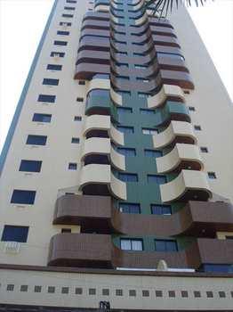 Apartamento, código 30047 em Praia Grande, bairro Guilhermina