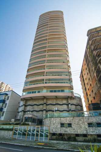 Apartamento, código 300281 em Praia Grande, bairro Aviação