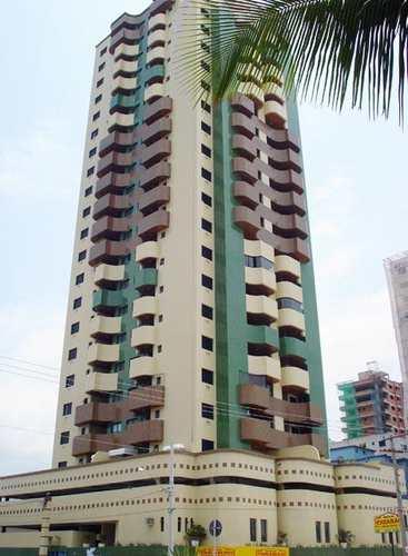 Apartamento, código 300299 em Praia Grande, bairro Guilhermina